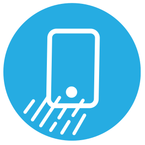 illustration of a cell phone